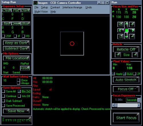 Astroshed - Imagen Software for creating Pan and Zoom websites for